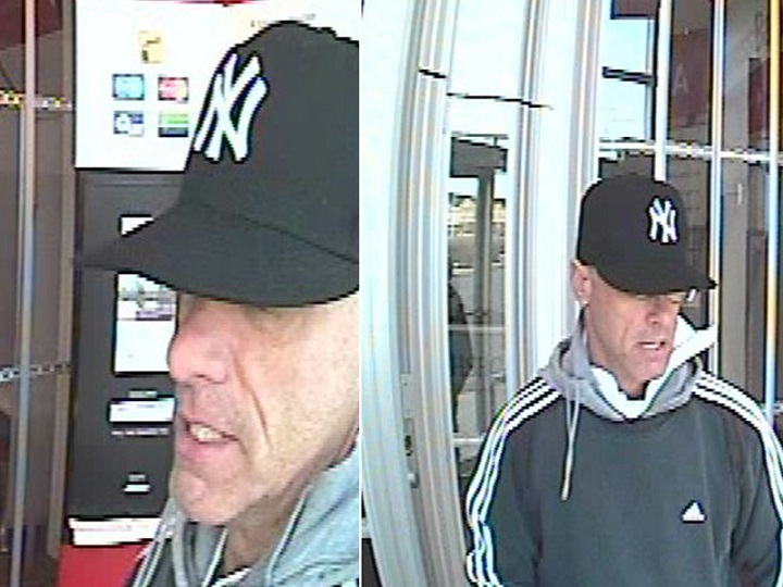 "A $100,000 reward is being offered for information leading to the arrest of a bank robbery suspect dubbed ""The Vaulter.""."