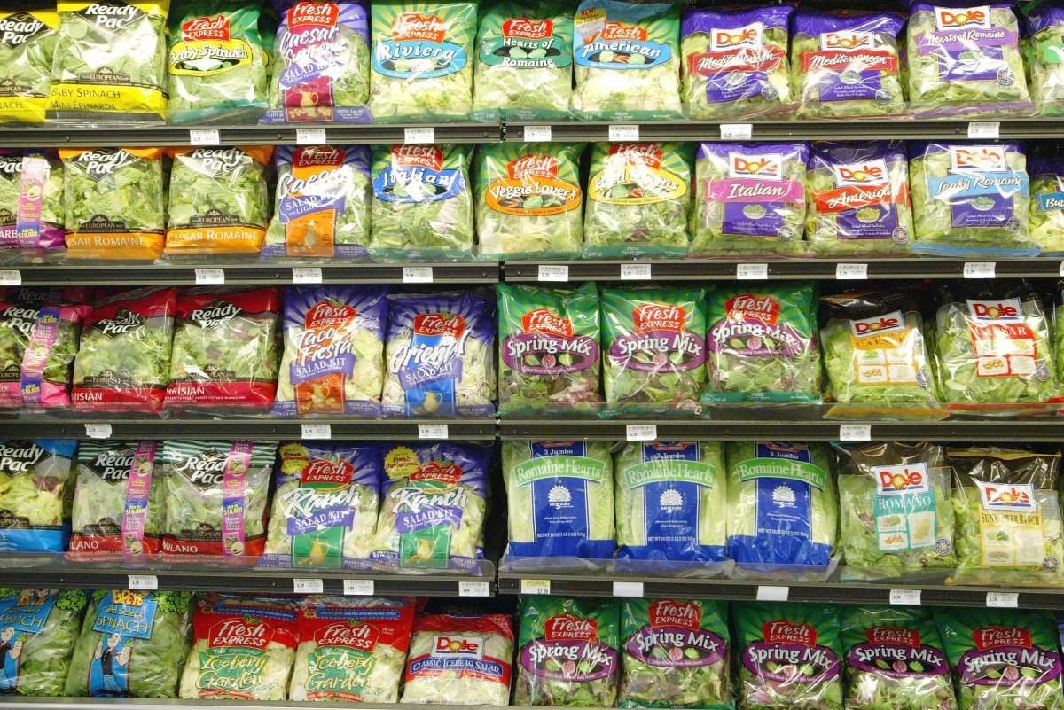 E.coli contamination in leafy greens, salmonella in meat, and listeria in ice cream. Dozens of recalls and bouts of illnesses stem from contaminated food -- but are cases on the rise?.