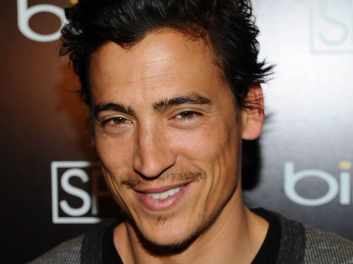 Andrew Keegan, pictured in 2012.