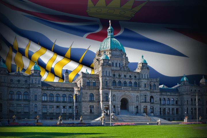 B.C.'s Legislature.