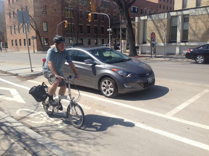 cycling active transportation
