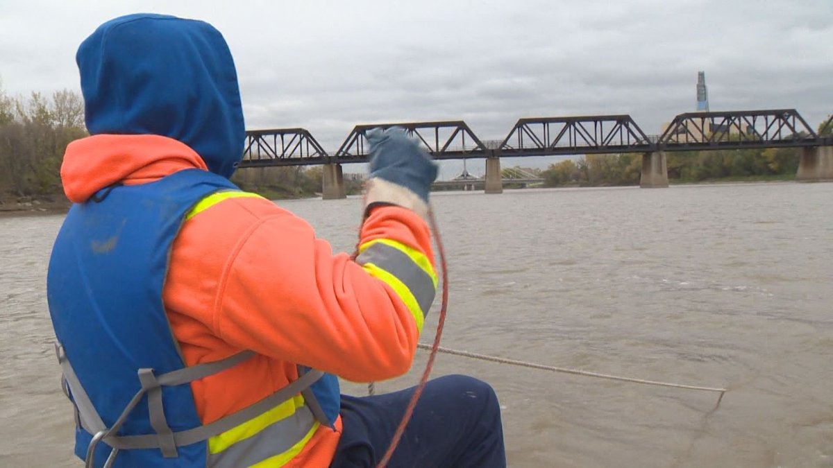Local group will once again dredge the Red River to find clues in the water for missing and murdered aboriginal women.