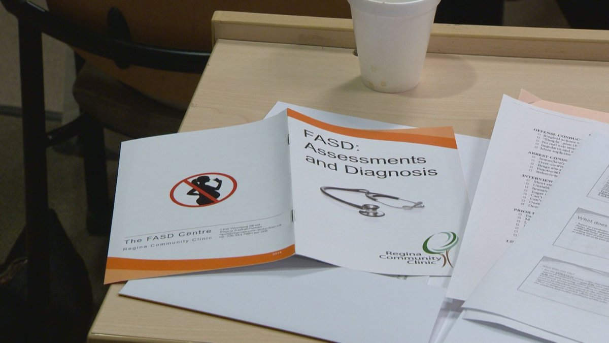 The Canada FASD Research Network has developed a first of its kind database to track  the disorder.
