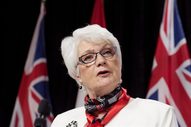Guelph MPP Liz Sandals out as Ontario's Treasury Board president - image
