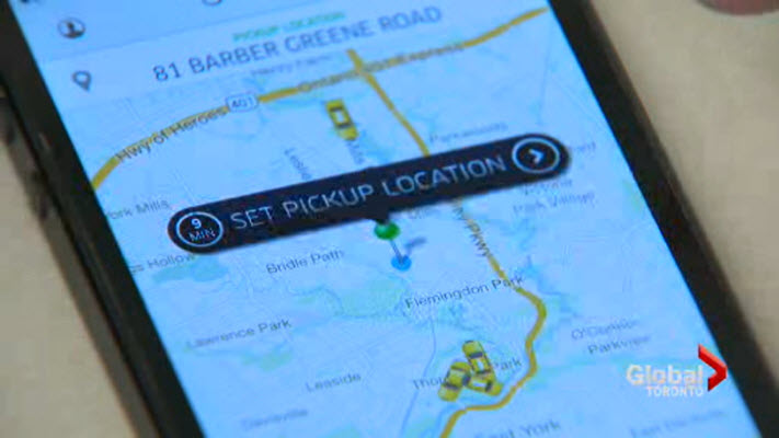 Uber could be expanding it's carpooling service UberPOOL into Toronto.