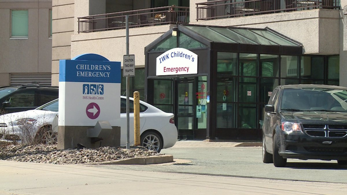 The Halifax Regional Police have received a complaint regarding financial mismanagement with the IWK Health Centre.
