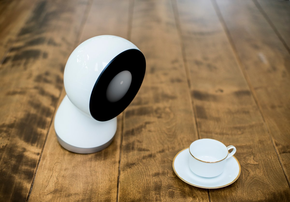 JIBO is touted as a 'social robot.'