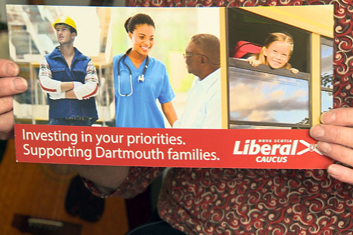 Liberals found in violation of Nova Scotia Elections Act for pamphlet mailout - image