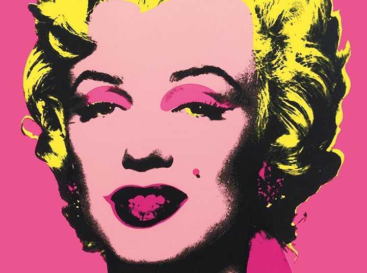 Andy Warhol - Marilyn