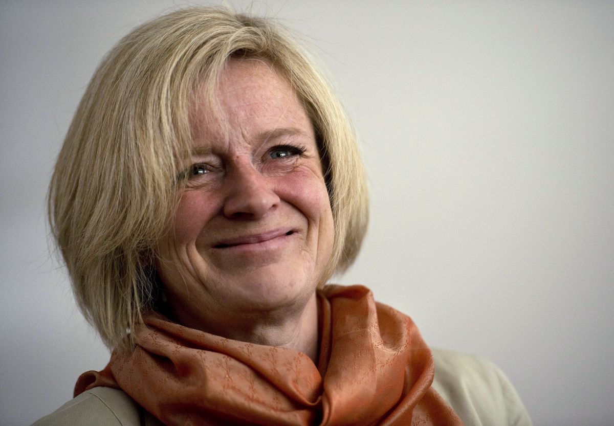 Rachel Notley NDP