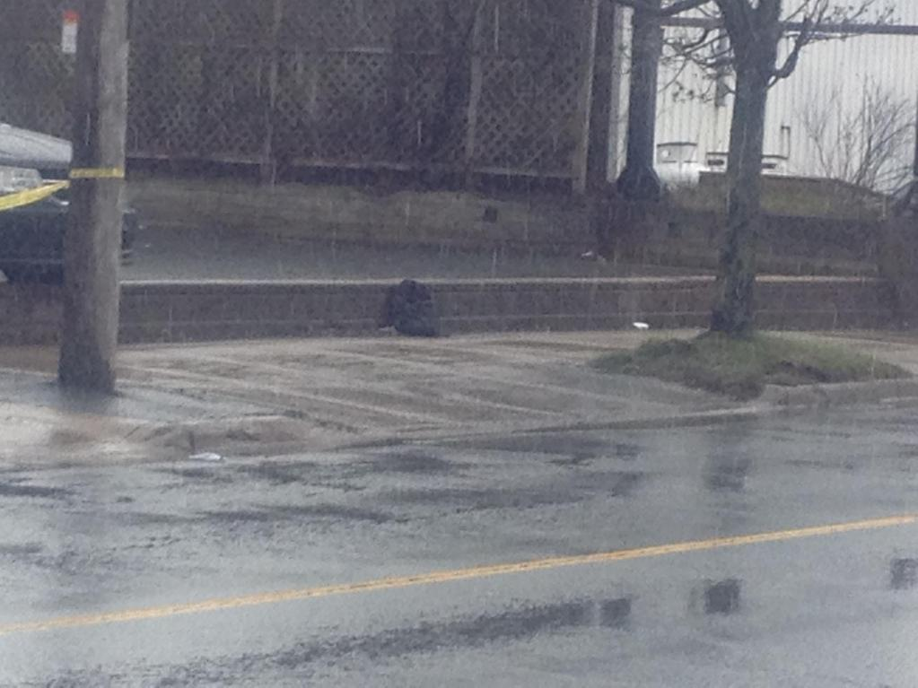 Suspicious backpack on Robie Street contained clothes: Halifax police - image