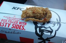 Continue reading: 'Deep-fried rat' from KFC a hoax, company wants apology