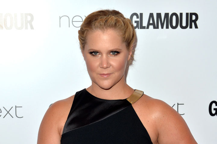 Amy Schumer, pictured on June 2, 2015.