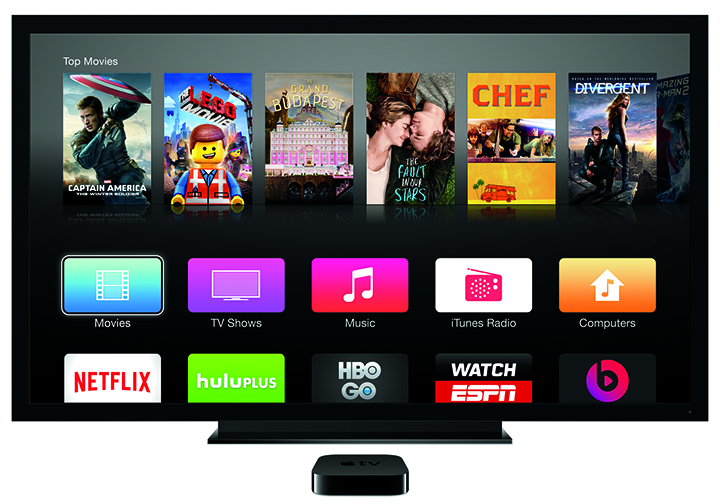The Apple TV is one of the most solid, low-cost streaming media devices available.