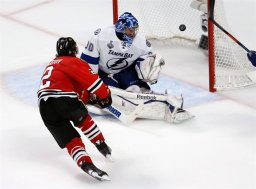 Continue reading: Blackhawks win Stanley Cup by leaning on top defencemen