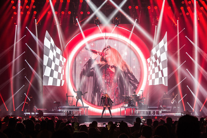 SaskTel Centre is expecting a huge crowd for this Sunday's Shania Twain concert in Saskatoon.