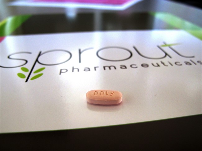 AN FDA panel backed the female libido pill on Thursday, under safety conditions.