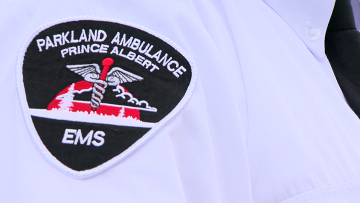 A baby was delivered at a hotel in Prince Albert, Sask. with the help of Parkland Ambulance paramedics on the weekend.
