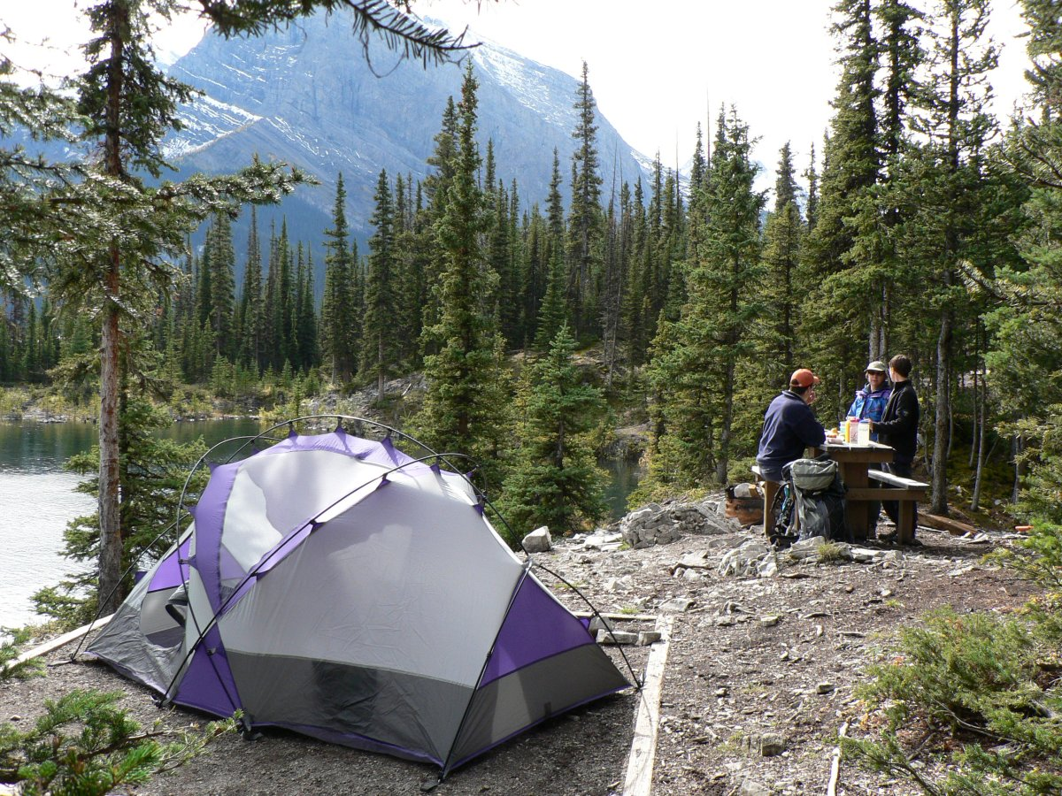 Point Backcountry Campground