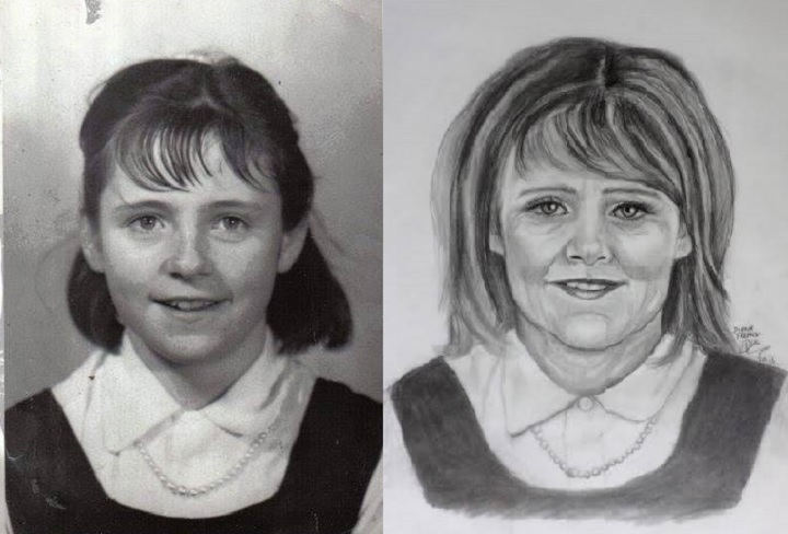 The Art Behind Age Progression Images That Help Find Missing Persons Globalnews Ca