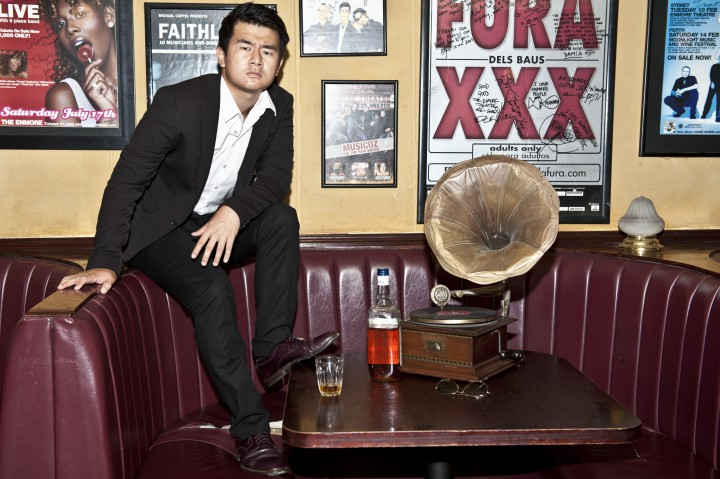Ronny Chieng in a promotional picture.