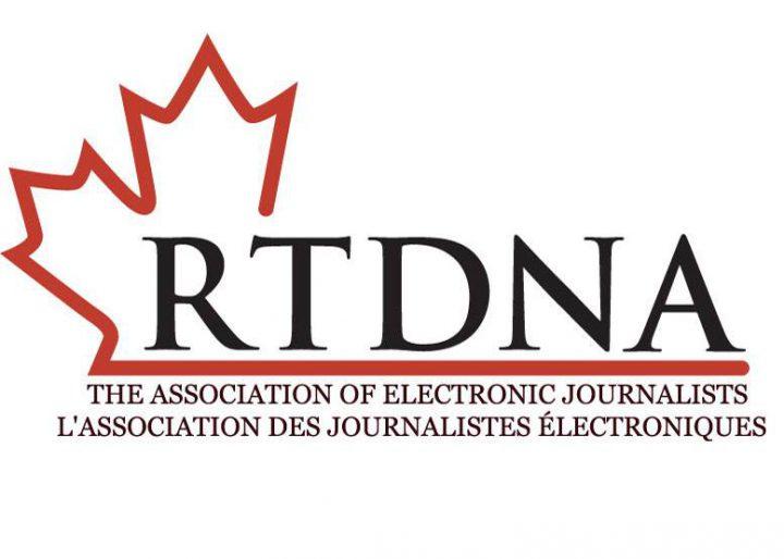 RTDNA logo.