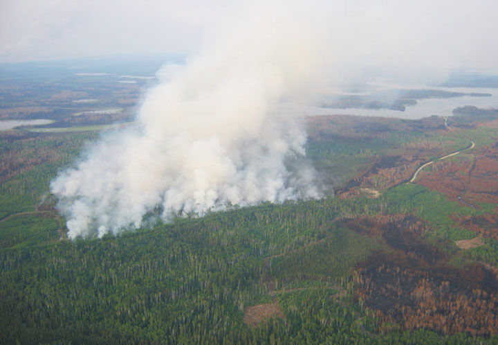 Low humidity means crews fighting wildfires need to be able to escape quickly.