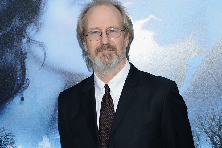 William Hurt, pictured in 2014.