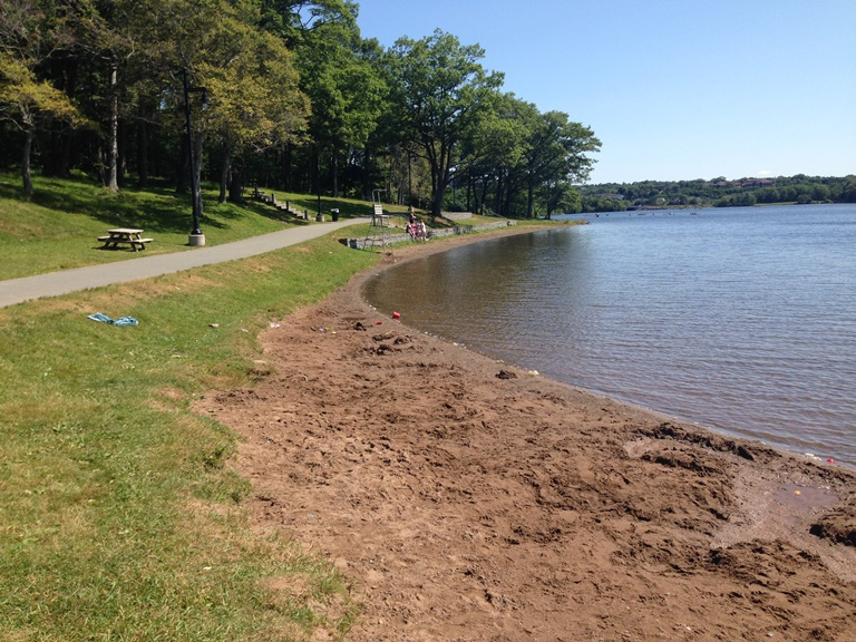 Birch Cove Beach was one of the many HRM beaches to close this year.