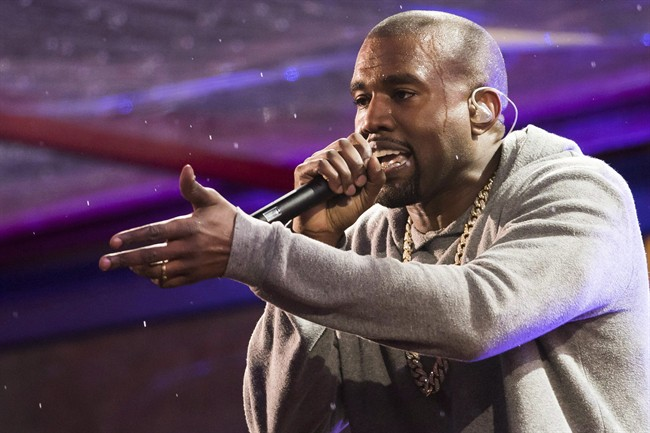 Kanye West announced his North American tour Tuesday morning.