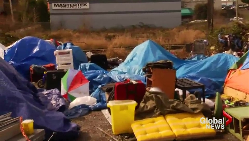 Advocates for the Abbotsford homeless population are heading to court to argue for the right to occupy public spaces. They claim there is not enough shelter space in the city and public areas are one of the few options available.