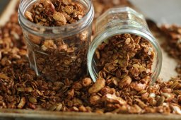 Continue reading: Recipe: DIY granola lets you have it your way any time of day