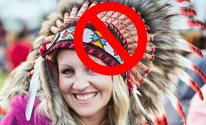 headdress cultural appropriation
