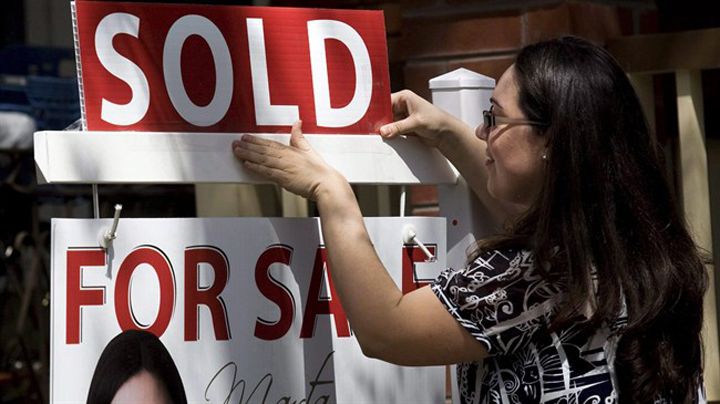 real estate Toronto sold house sale