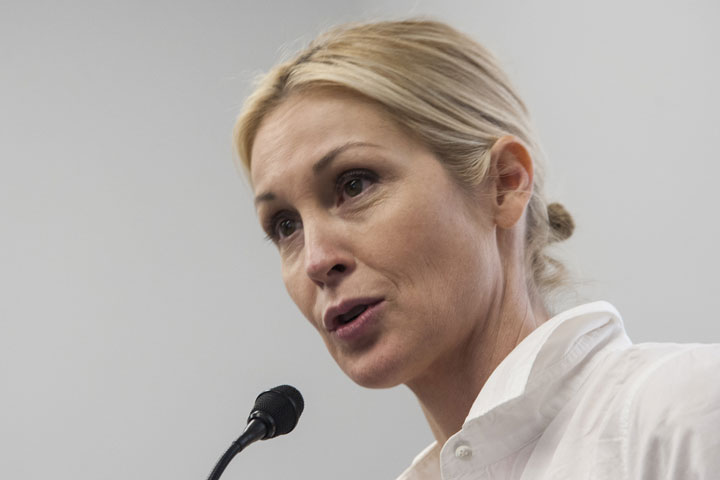 Kelly Rutherford, pictured in June 2015.