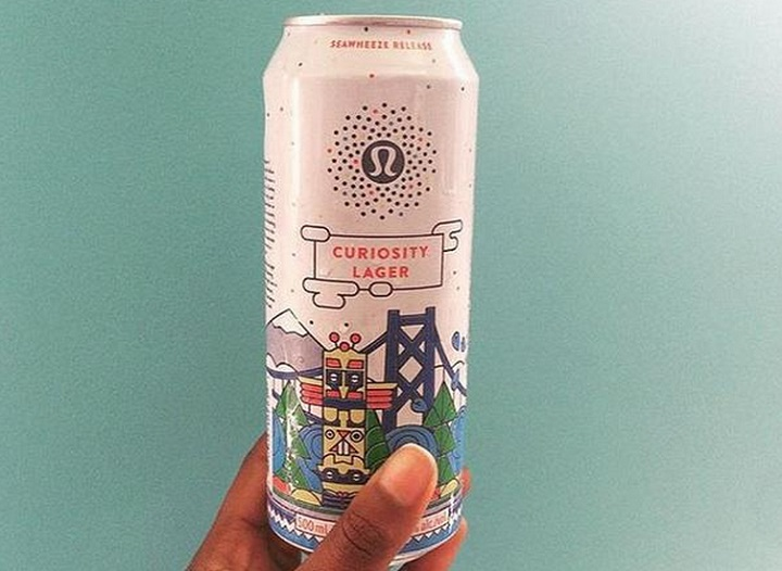 Curiosity Lager is now on select shelves in Alberta and B.C.
