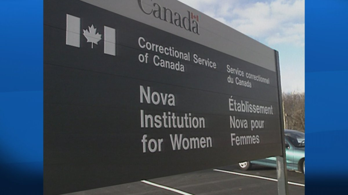 A female inmate has died at the Nova Institution for Women in Truro, NS.