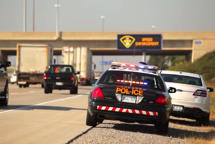 Police are reminding motorist to obey the rules of the road during Canada Road Safety Week.