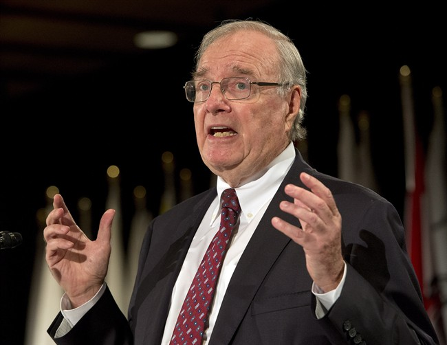 Former PM Paul Martin will be in Winnipeg on Aug 17, 2015.