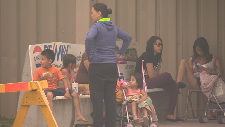 The Salvation Army is hoping people can help the Sask. wildfire evacuees with donations of summer clothing.