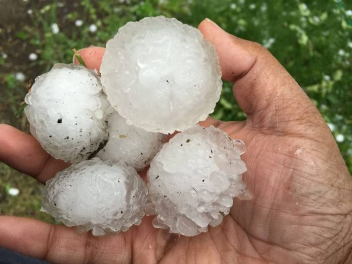 The Canadian Crop Hail Association's last hail report of the season shows Saskatchewan reporting higher than average losses, with payouts over $124 million.