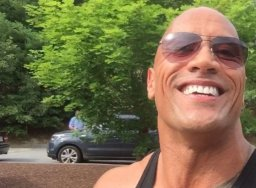 Continue reading: The Rock trolls the Internet, exploding butt implants and other fake things online this week