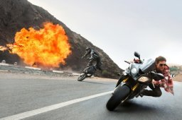 Continue reading: 'M:I – Rogue Nation' debuts at top of weekend box office