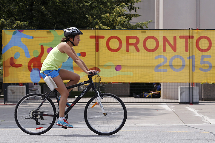 There are lots of things to do in the city this weekend as the Pan Am Games take over.