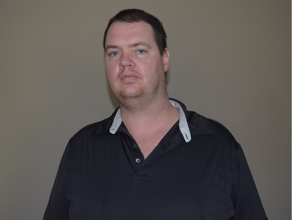A photo of James Conway, subject of a public notification issued by Abbotsofrd Police on August 1, 2015.
