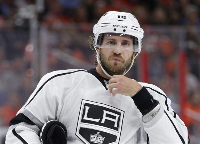 The drug case against NHL'er Mike Richards has been adjourned until January 28, 2016.