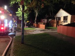 Continue reading: Police allege man set St. Boniface fire that seriously injured him