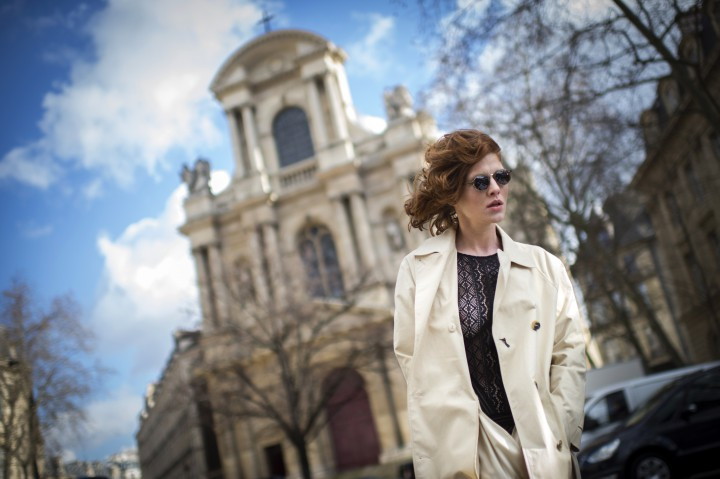 Take a page out of the Parisian fashion magazines and give it that Montreal fall fashion twist.