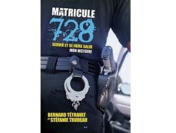 Continue reading: Officer 728, Stéfanie Trudeau, releases autobiography