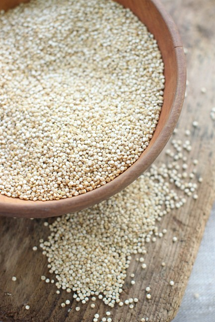 Not really a grain but who cares Getting to know quinoa